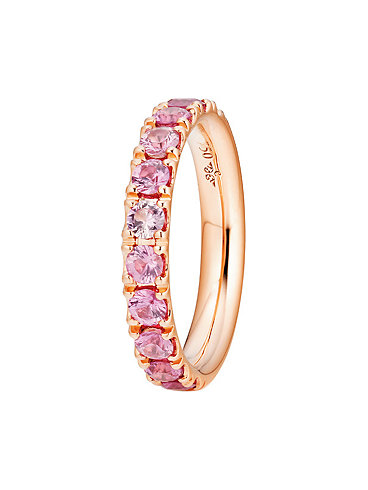 Capolavoro Memoire Ring Rainbow RI9SMC02730.PINK