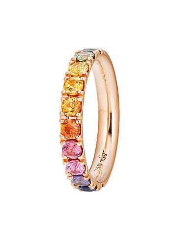 Capolavoro Memoire Ring Rainbow RI9SMC02730.RAINBOW