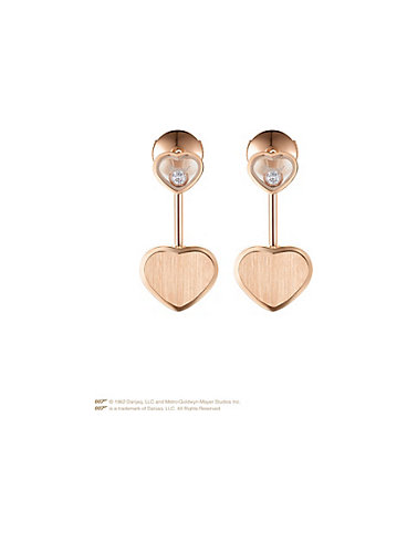 Chopard Ohrstecker Happy Hearts 83A007-5021