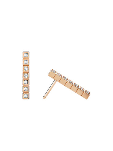 Chopard Ohrstecker Ice Cube 837702-5003